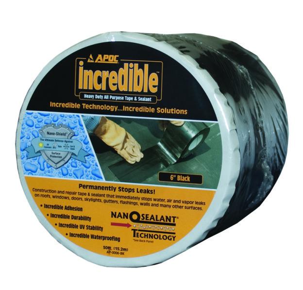 Heavy Duty All Purpose Tape Amp Sealant Black Stelwagon