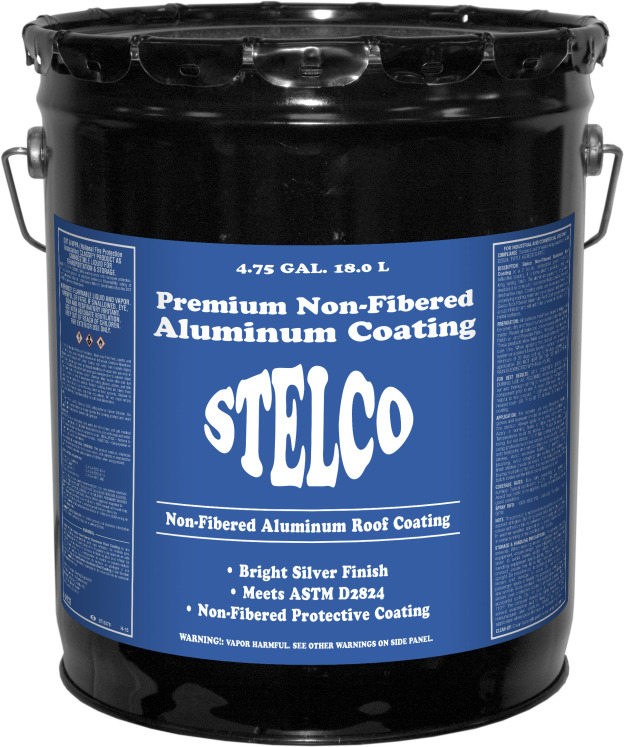 Stelco NF Alum Paint