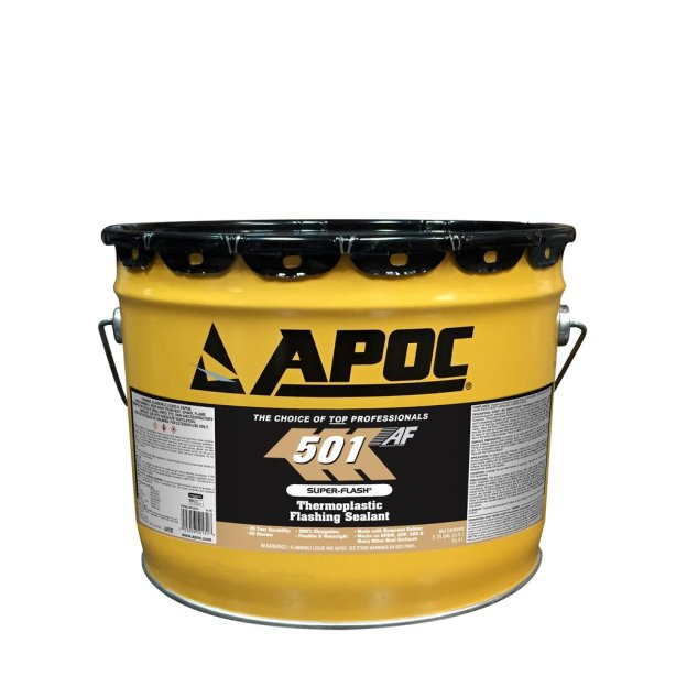 Apoc 501 Super Flash Thermoplastic Flashing Sealant